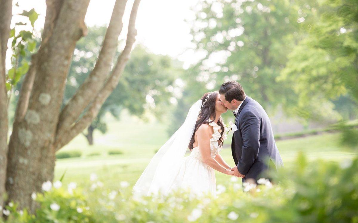 Basking Ridge Country Club Wedding Photos •Sneak Peek: Alexa + Justin