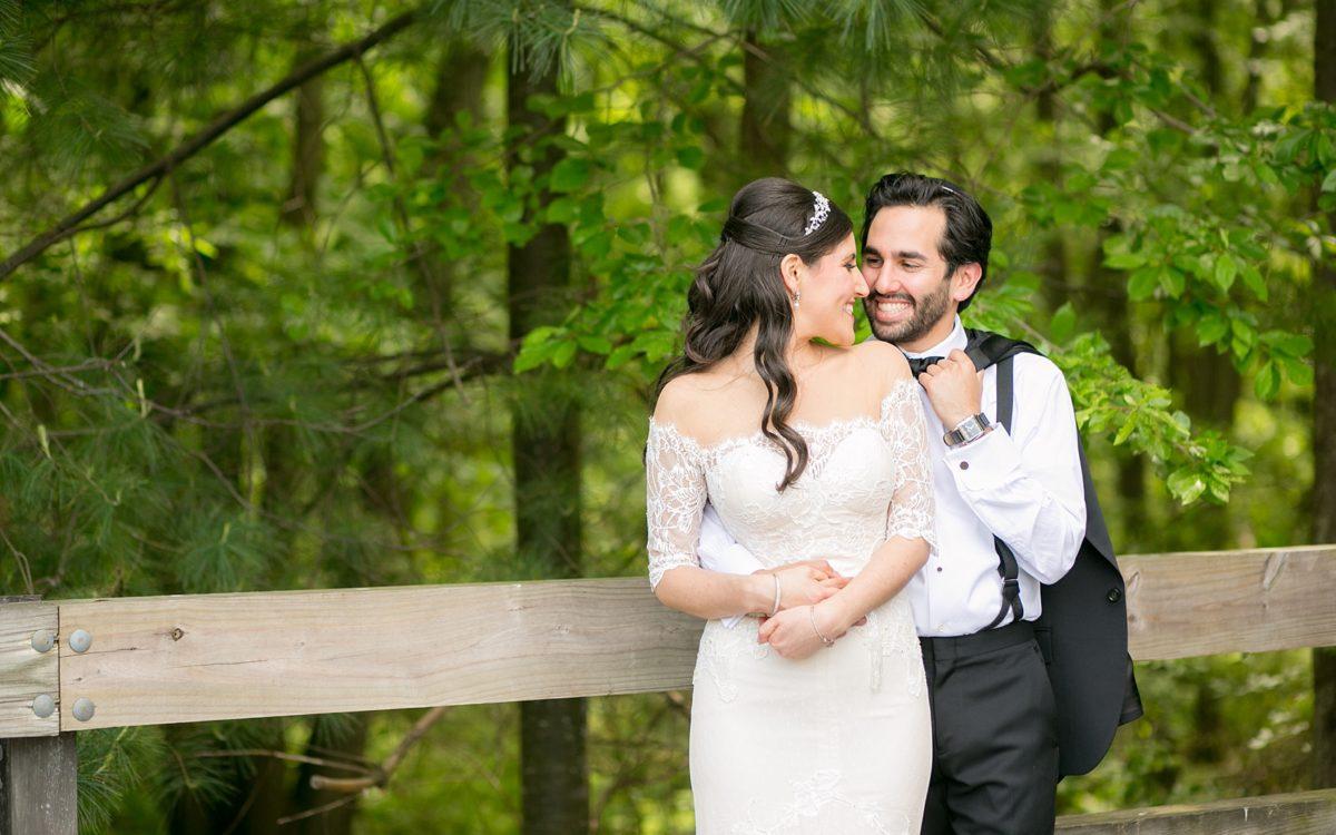 Temple Emanu-el Closter Wedding Photos • Erica + Daniel