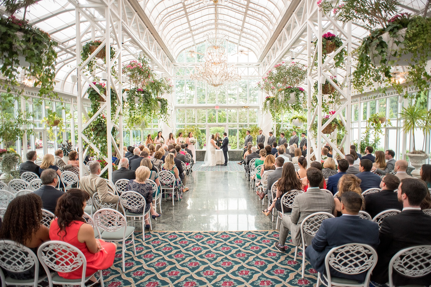 Mikkel Paige Photography Photo Of A Wedding At The Madison Hotel In Nj