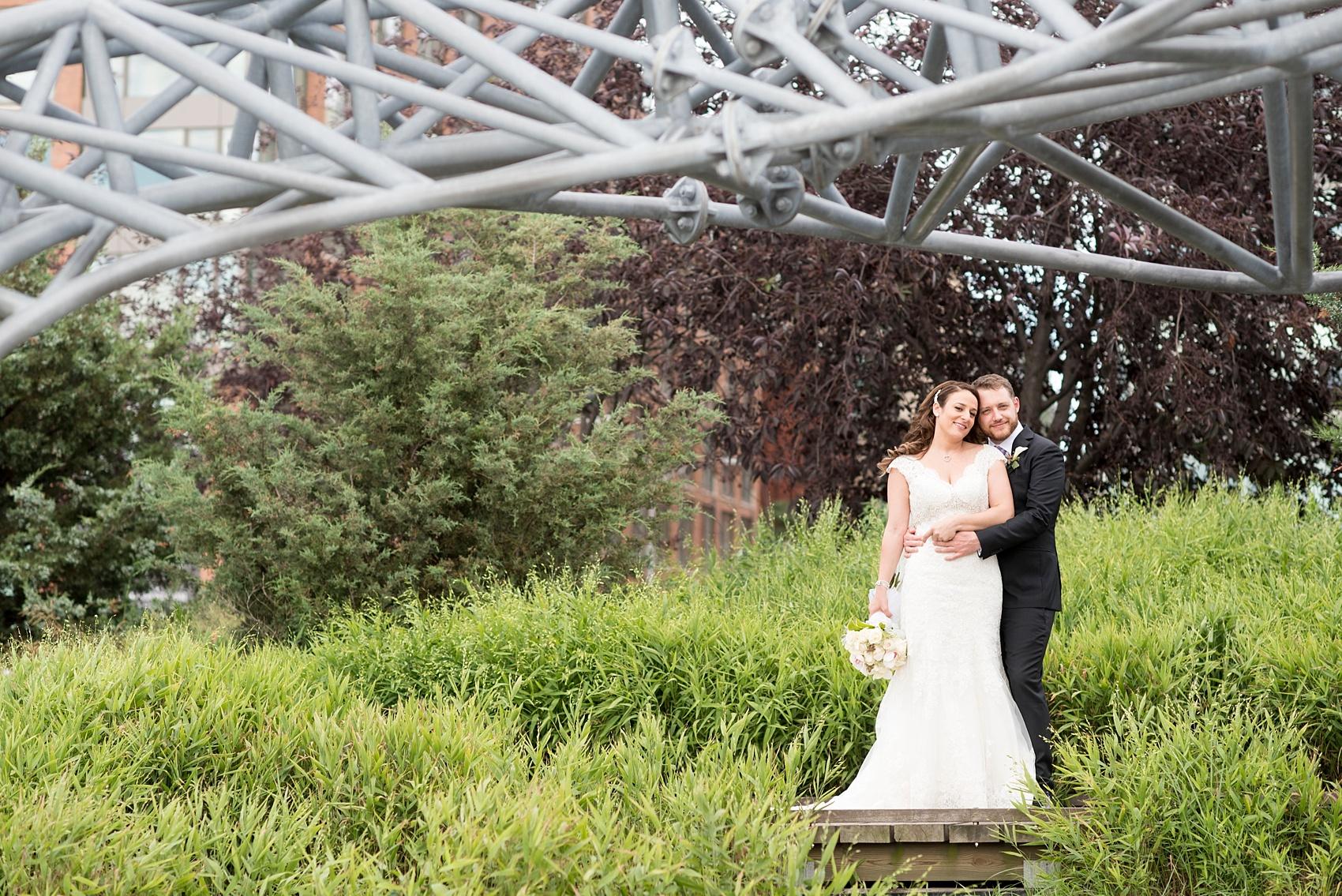 tribeca rooftop wedding photos � sneak peek bri phil