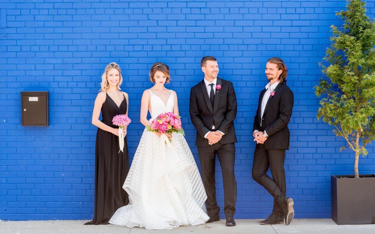 Dobbin St Brooklyn Wedding Photos
