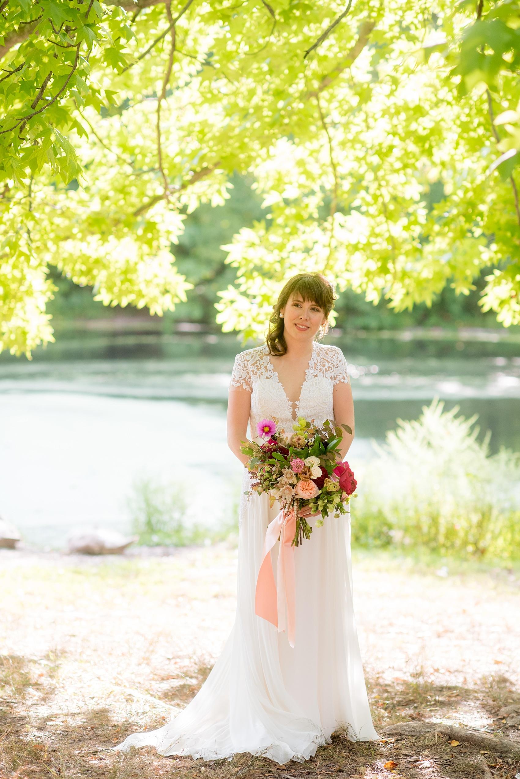 Prospect Park Brooklyn Boathouse Wedding Photos Rachel