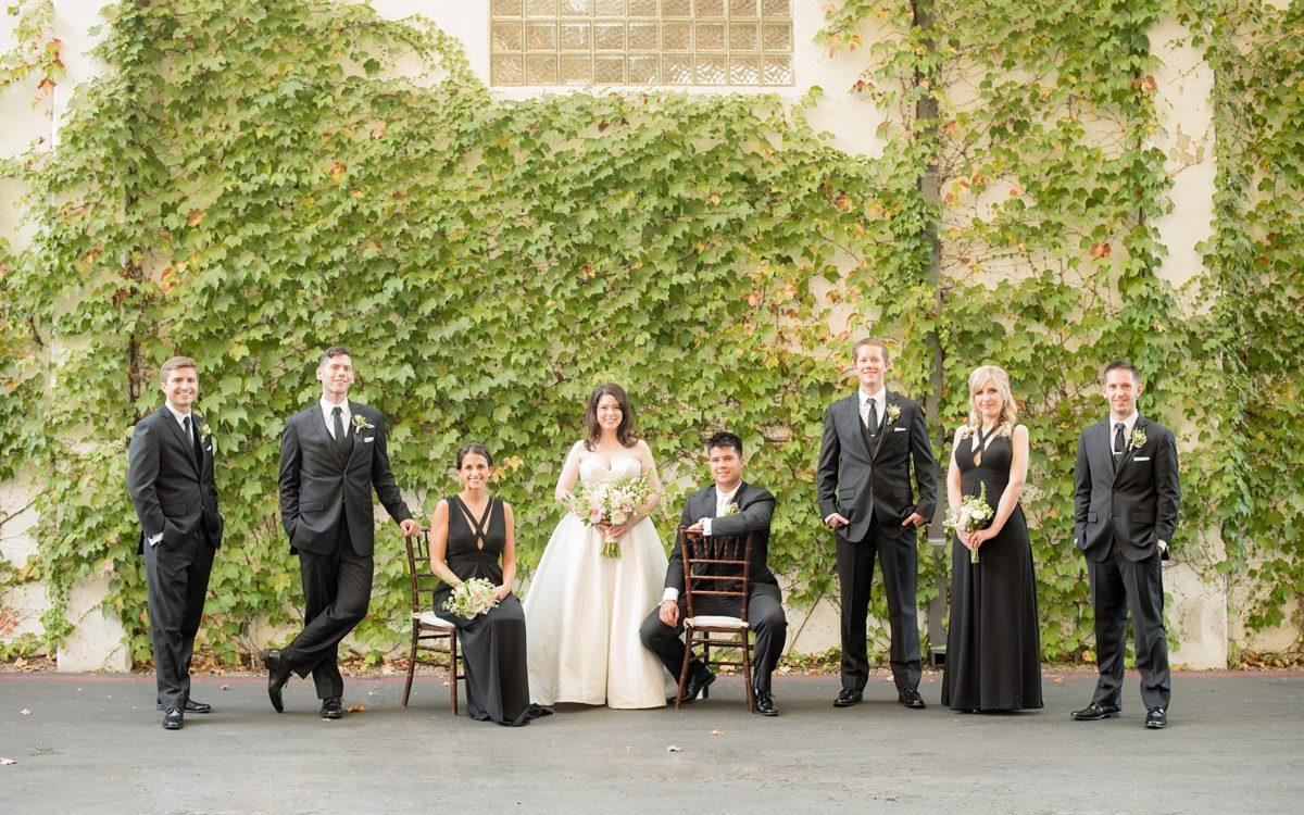Testarossa Winery Wedding Photos • Andi + Jaron