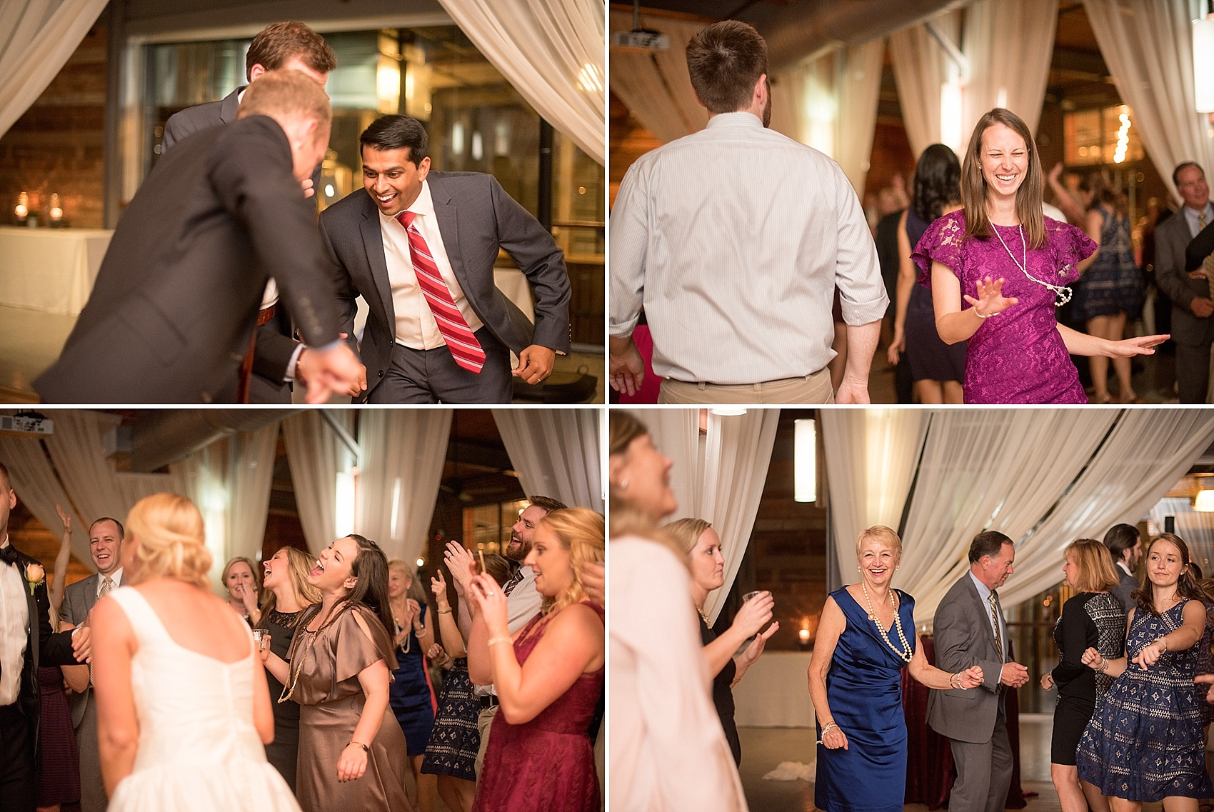 Mikkel Paige Photography photo of a wedding at The Rickhouse, NC.