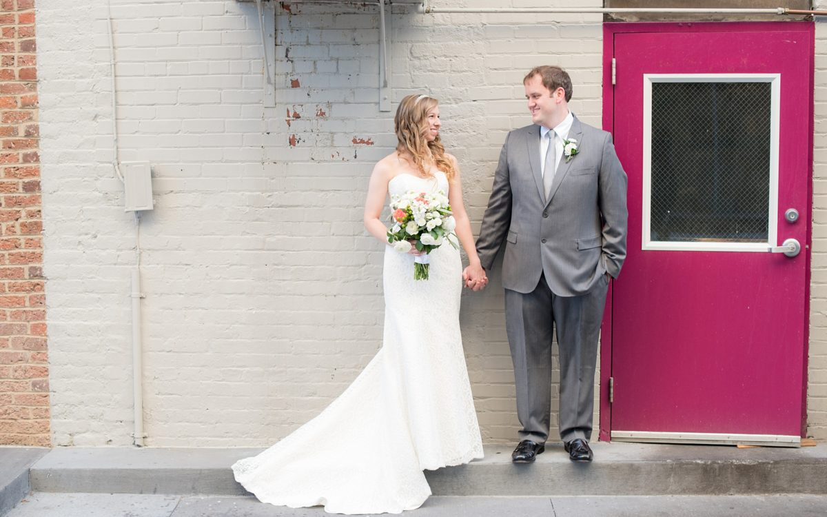 The Stockroom at 230 and The Glass Box Wedding Photos • Merrie + Ben