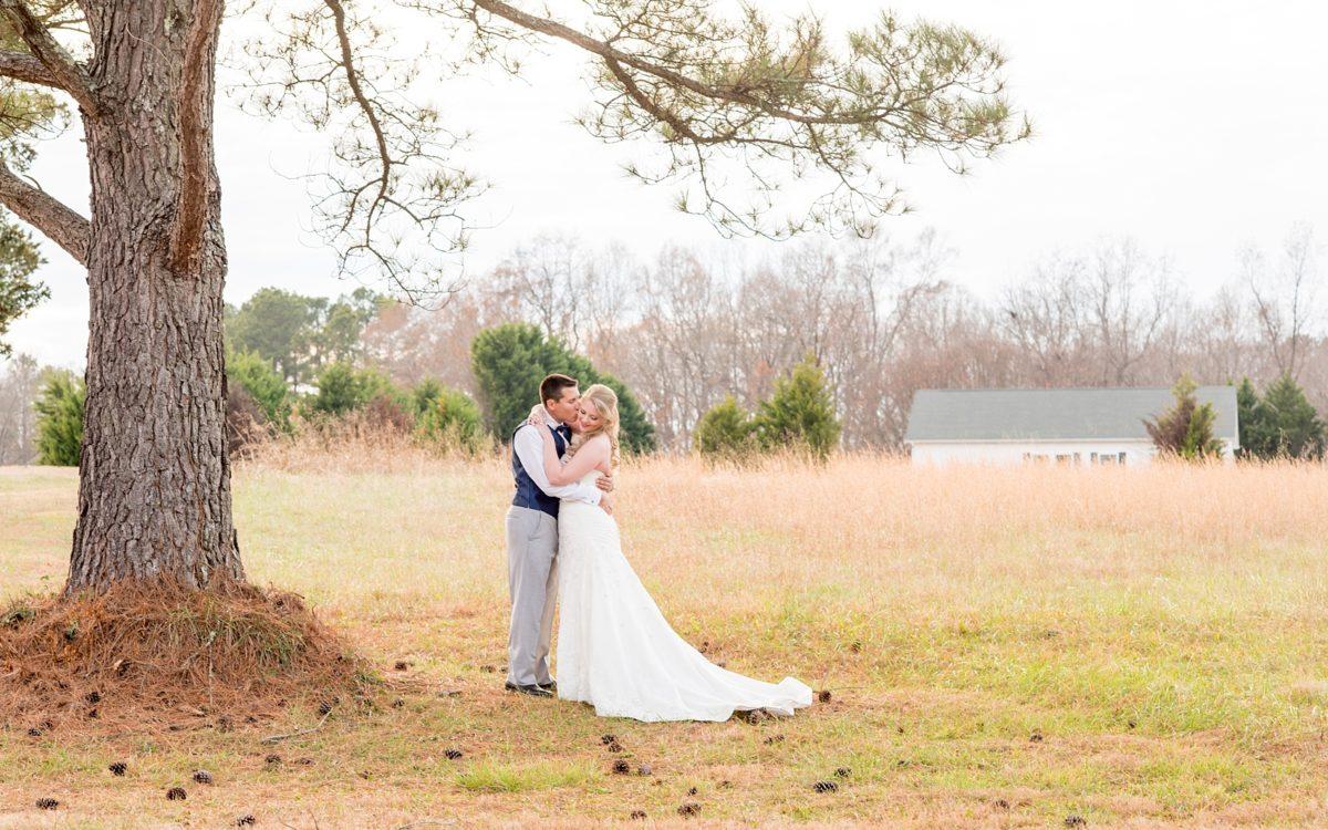 The Barn at Valhalla Wedding Photos • Sarah + Trey