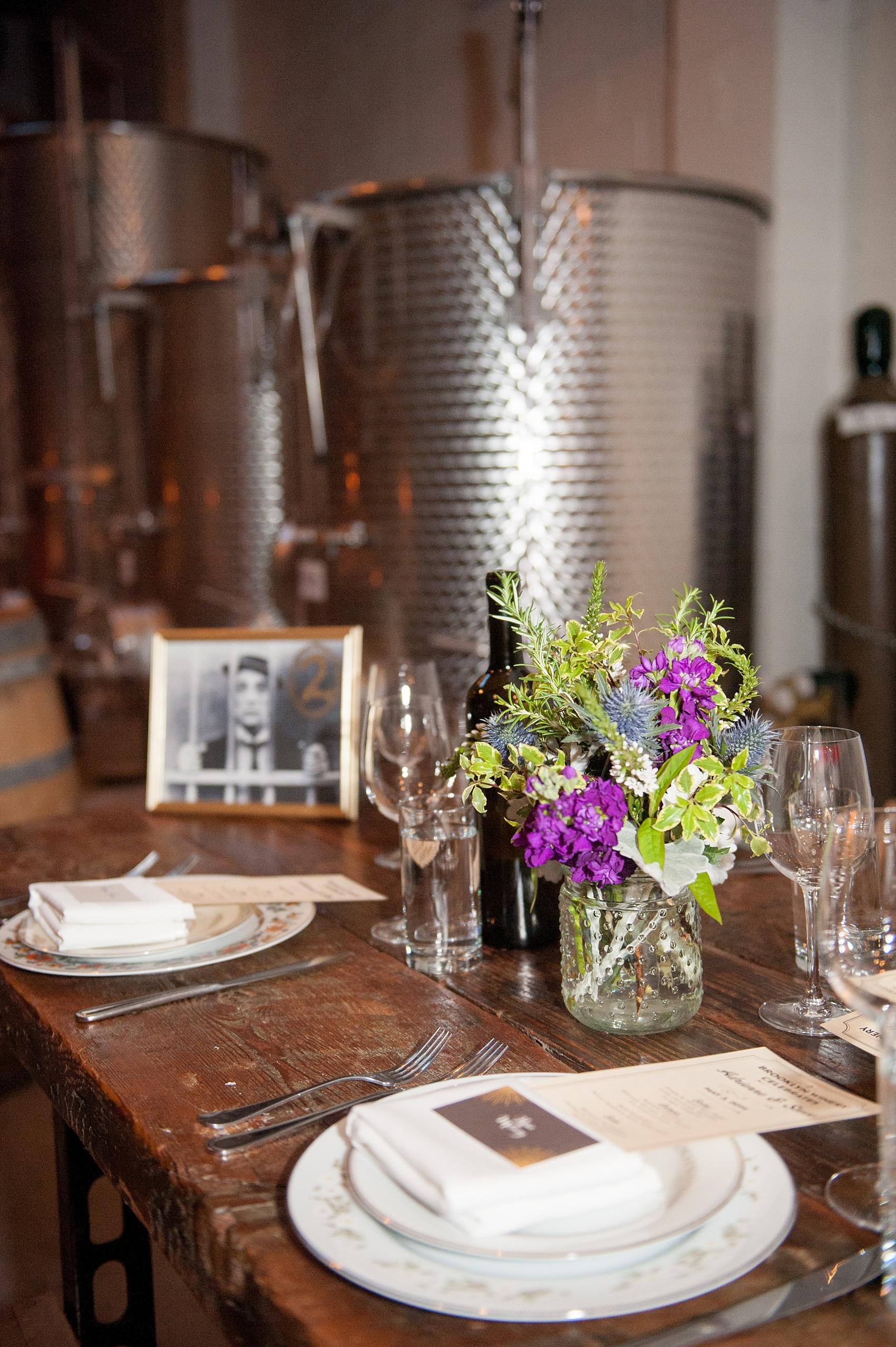 Brooklyn Winery Wedding Photos In New York City