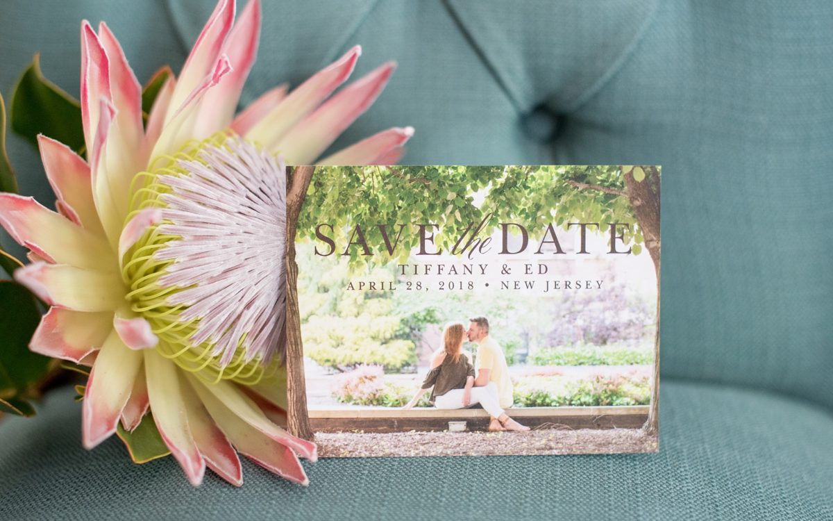 Save the Date Ideas with Basic Invite