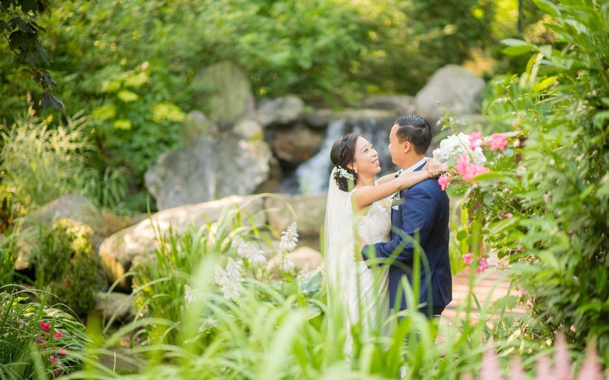 Westbury Manor Wedding Photos • Sneak Peek: Stephanie + David