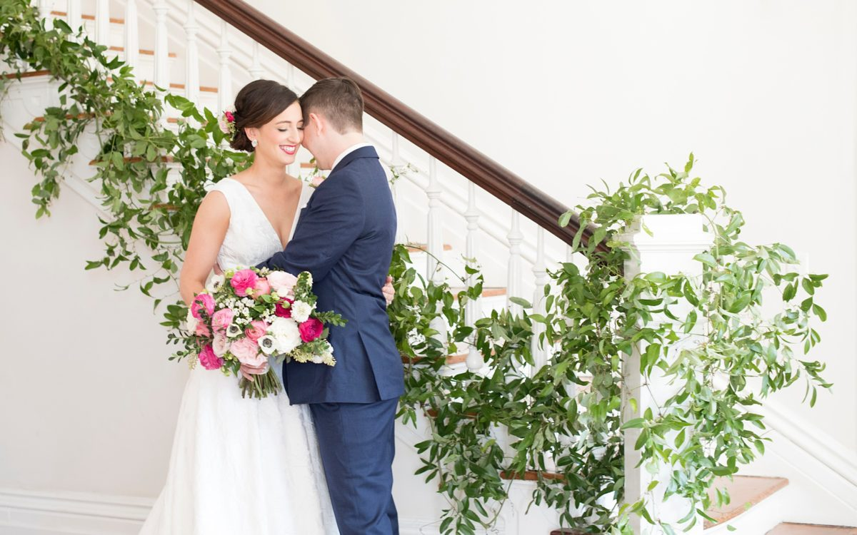 Merrimon-Wynne House Wedding Photos • Sneak Peek: Mollyann + Sean