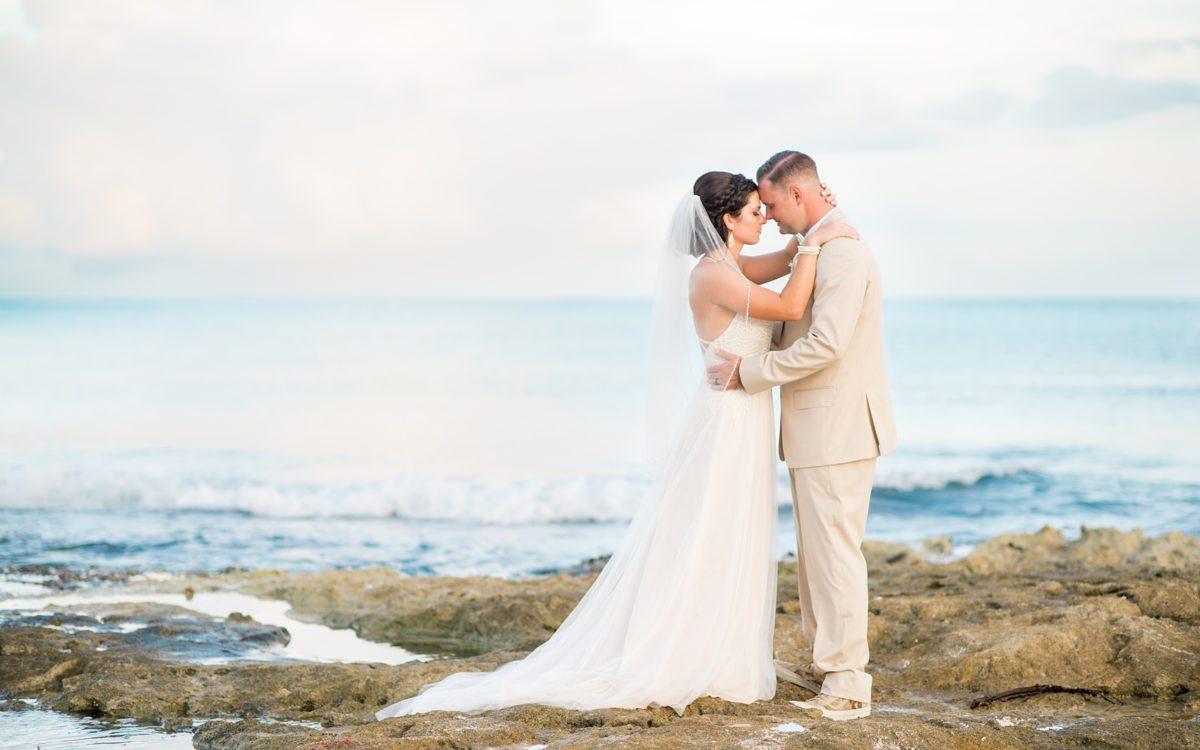 Iberostar Grand Paraiso Mexico Wedding Photos • Crystal + Steven