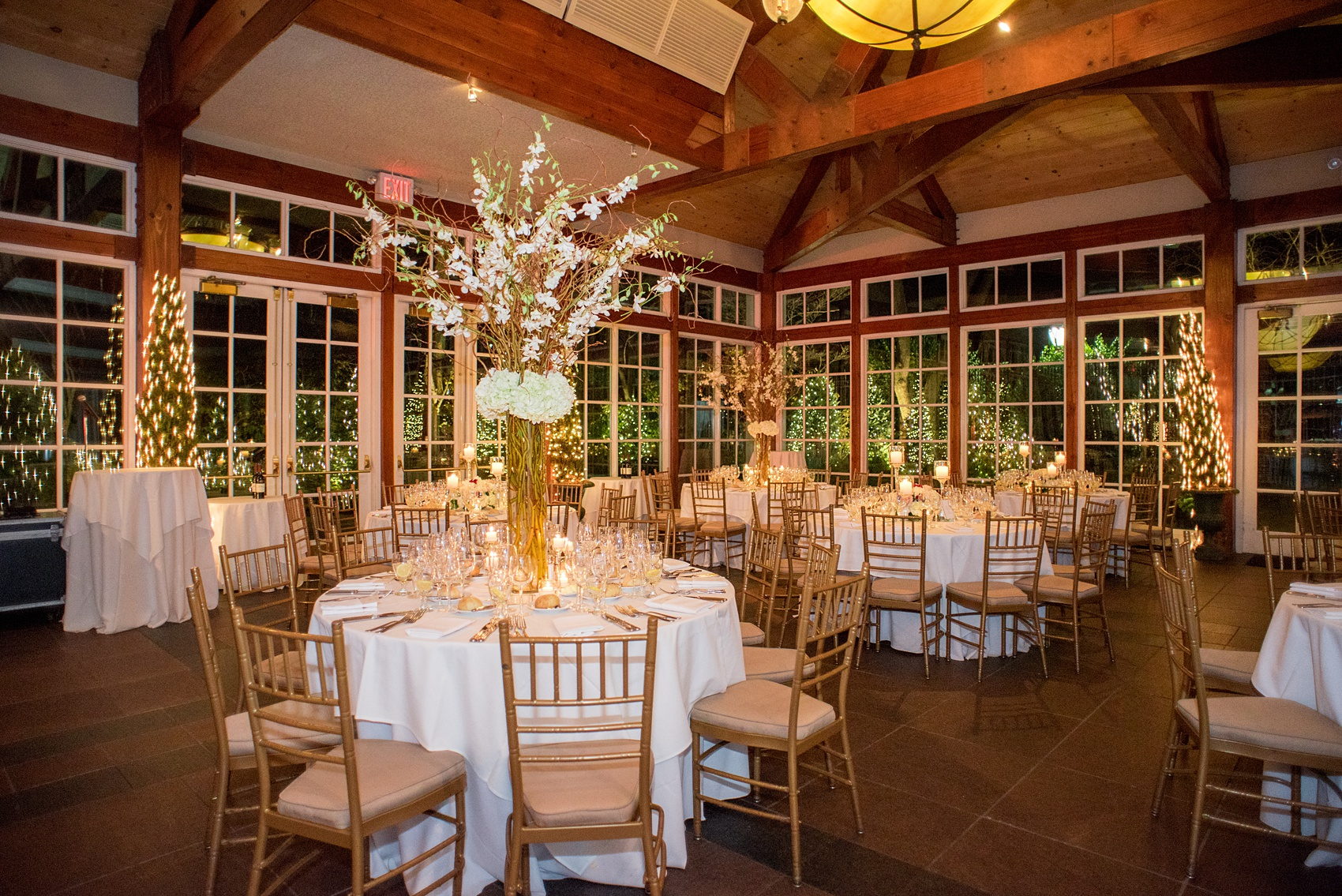 central park loeb boathouse winter wedding photos
