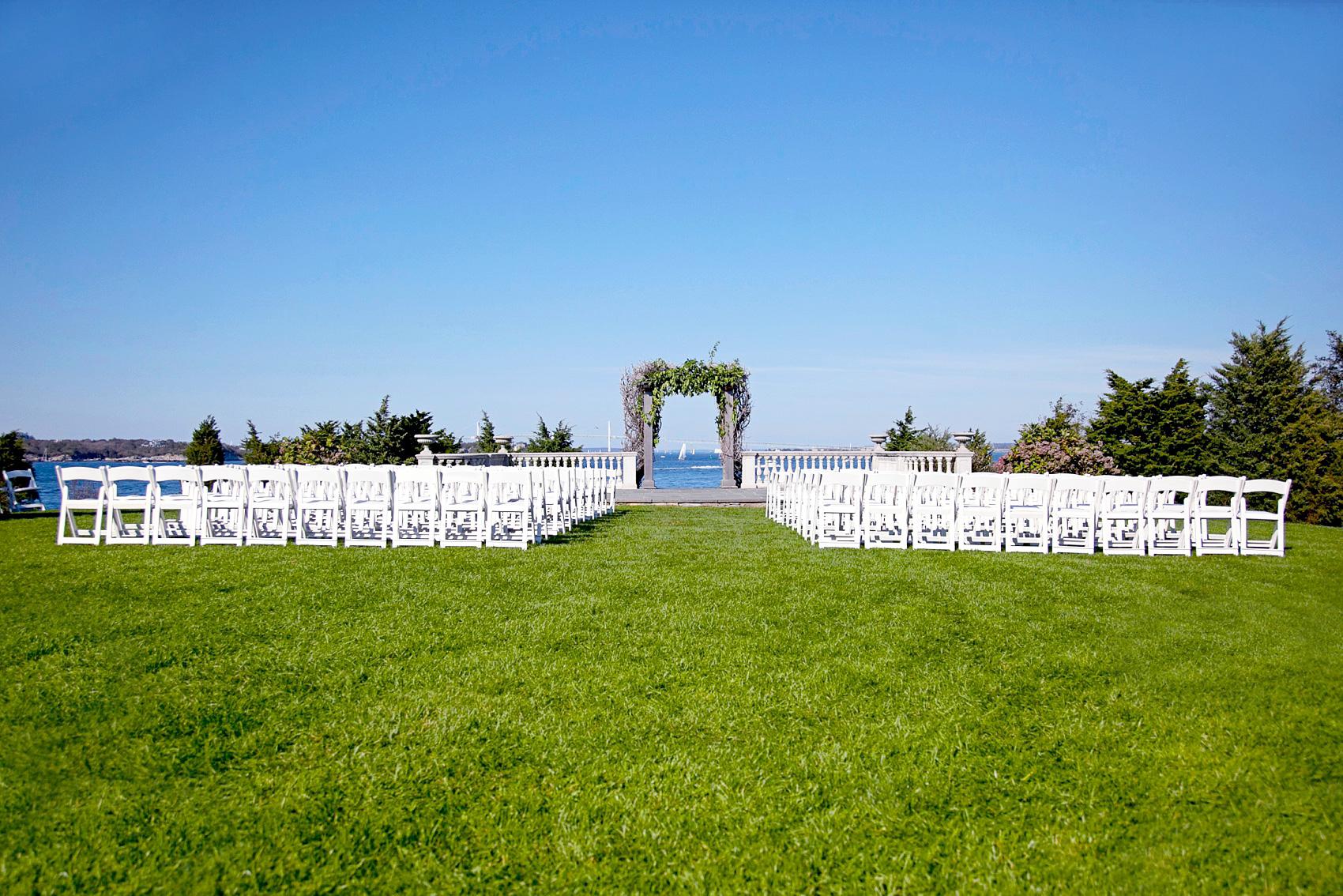 Castle Hill Inn Wedding Photos Newport Rhode Island