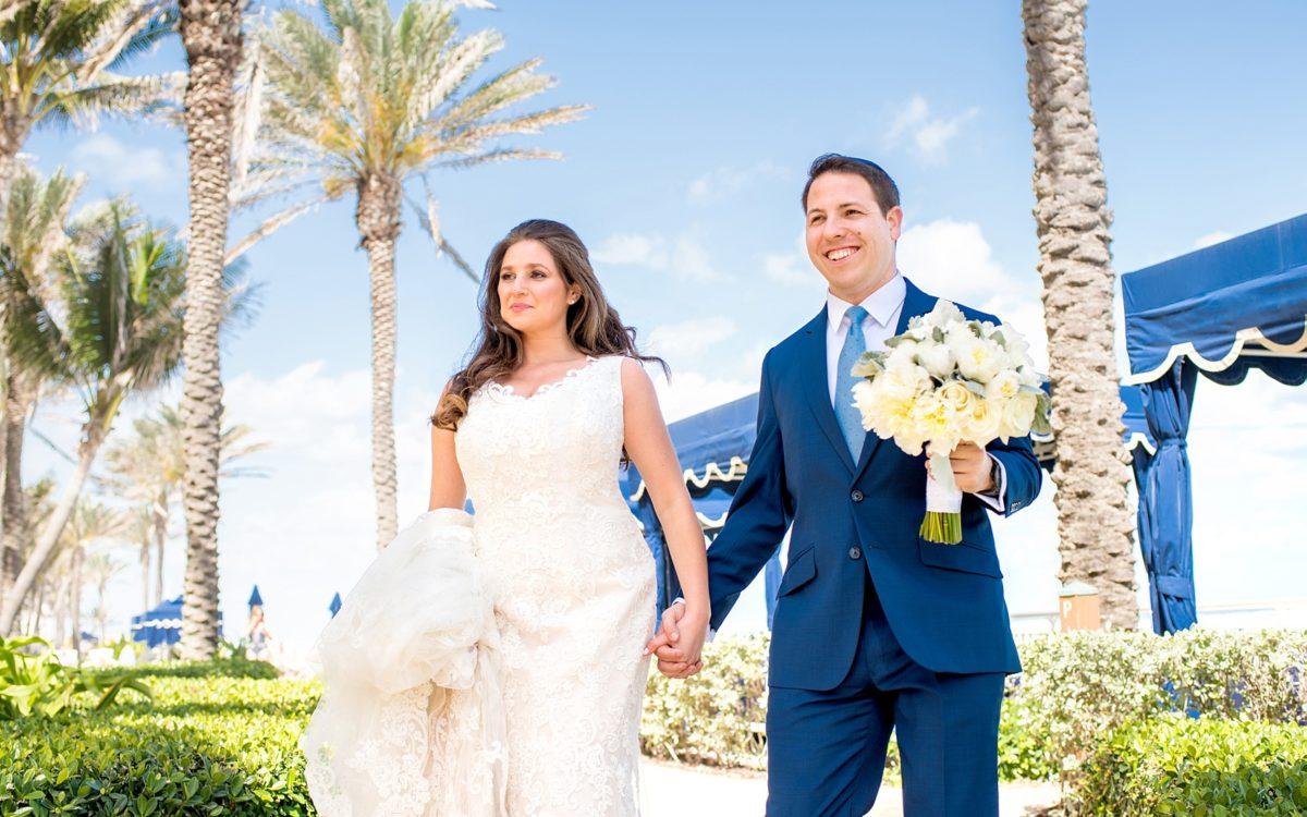 Eau Palm Beach Wedding Photos Rachel Ariel