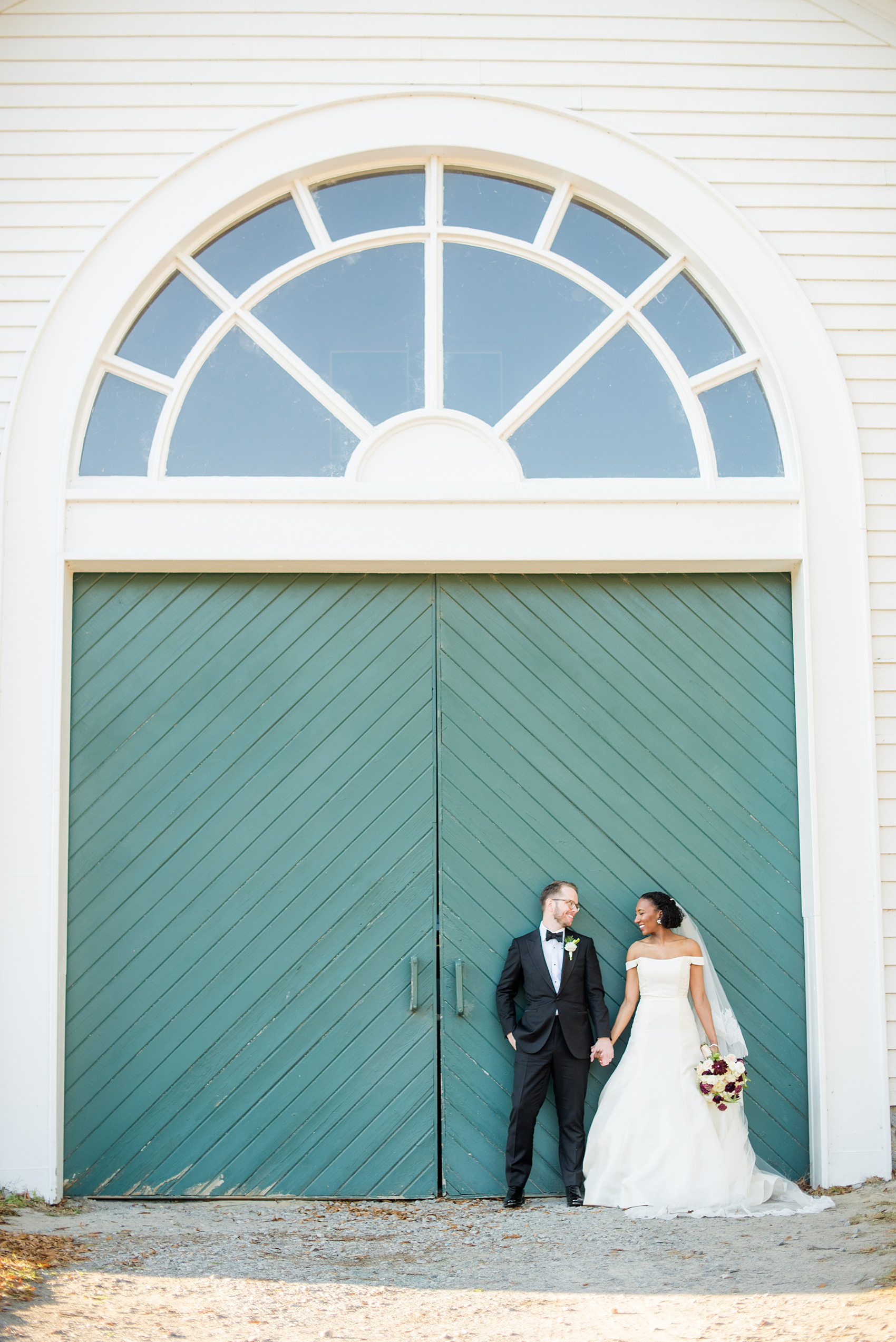 Greenville NC Wedding Photos at Rock Springs Center • Ashli