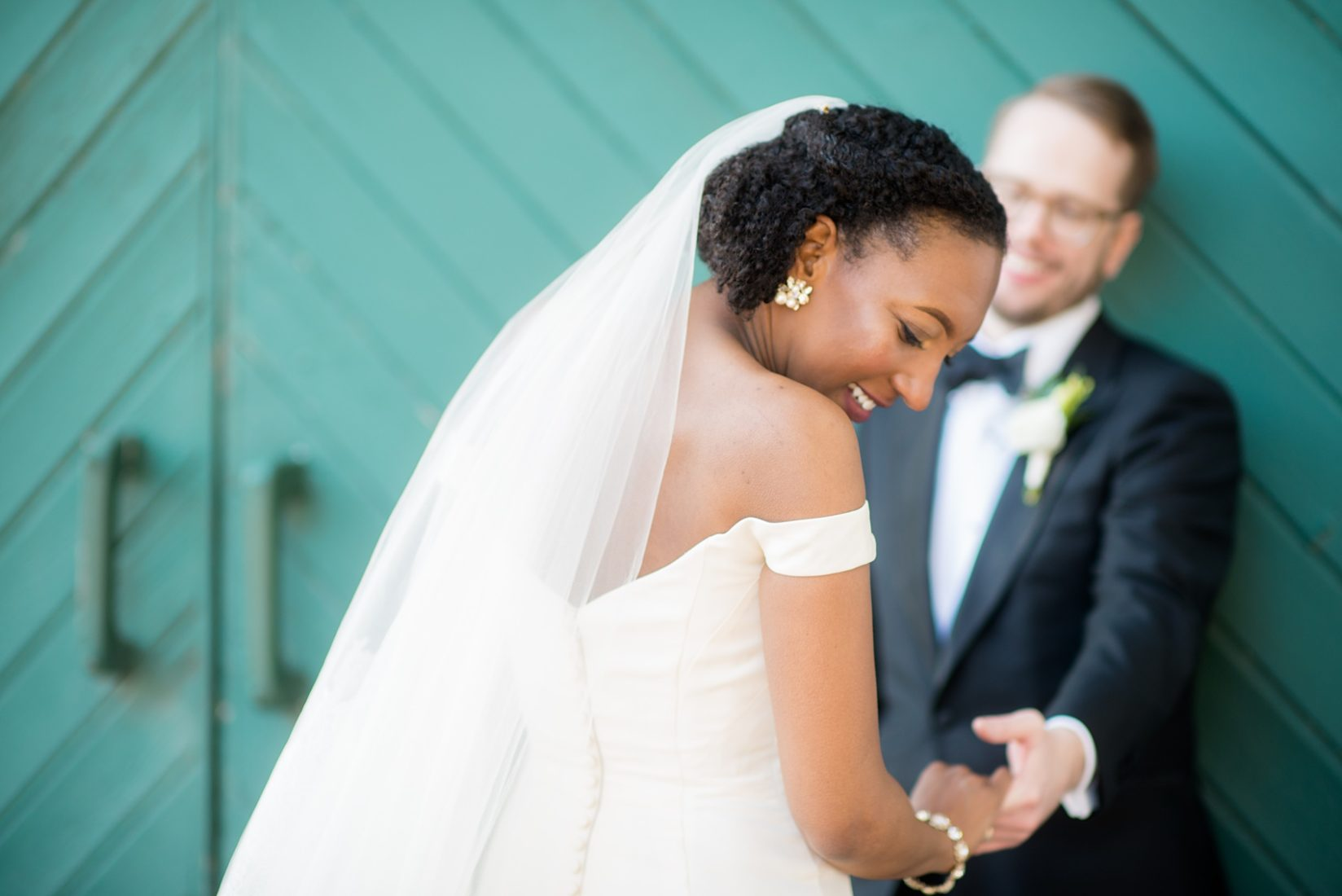 A fall wedding with burgundy, dusty rose and grey details. Mikkel Paige Photography, photographer in Greenville NC and Raleigh, captured this wedding at Rock Springs Center, planned by @vivalevent. The bride and groom had beautiful photos during golden hour on an autumn day! Click through for details! #mikkelpaige NCwedding #northcarolinawedding #southernwedding #brideandgroom
