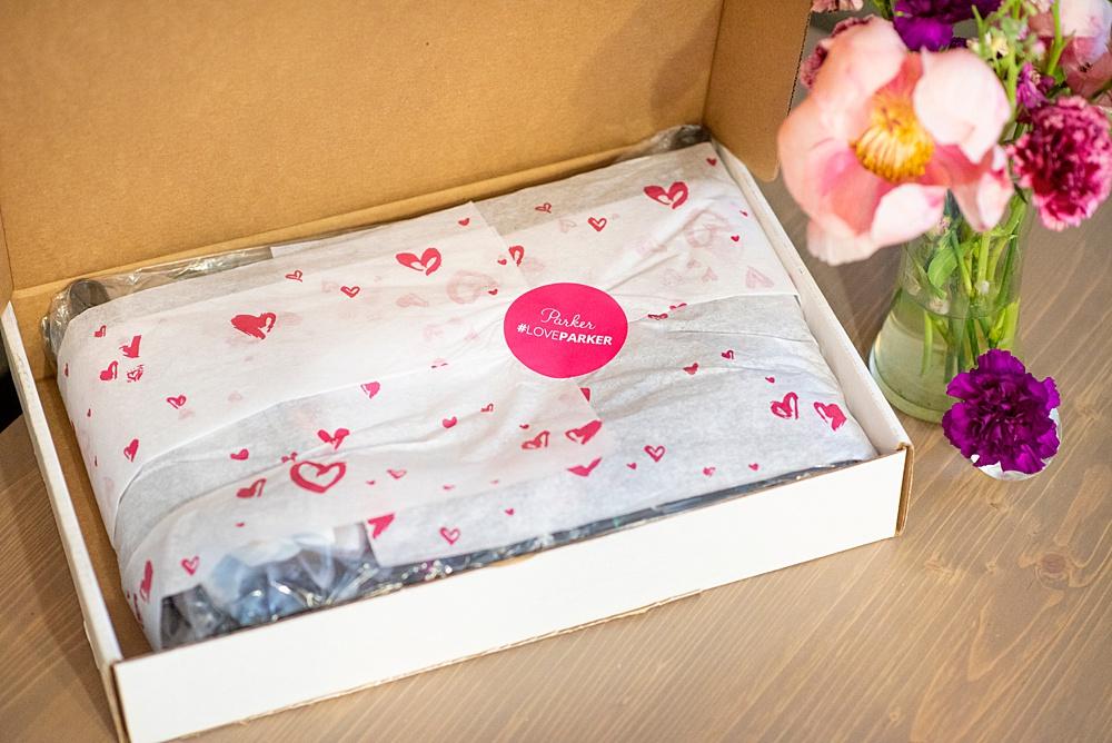 Parker dress package for MIkkel Paige's elopement.