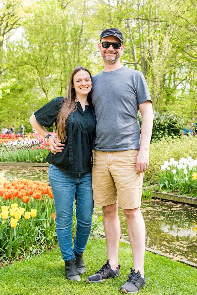 Sometimes Home travel blog trip to The Netherlands with Emerald Waterways to see the Dutch tulips. #SometimesHome