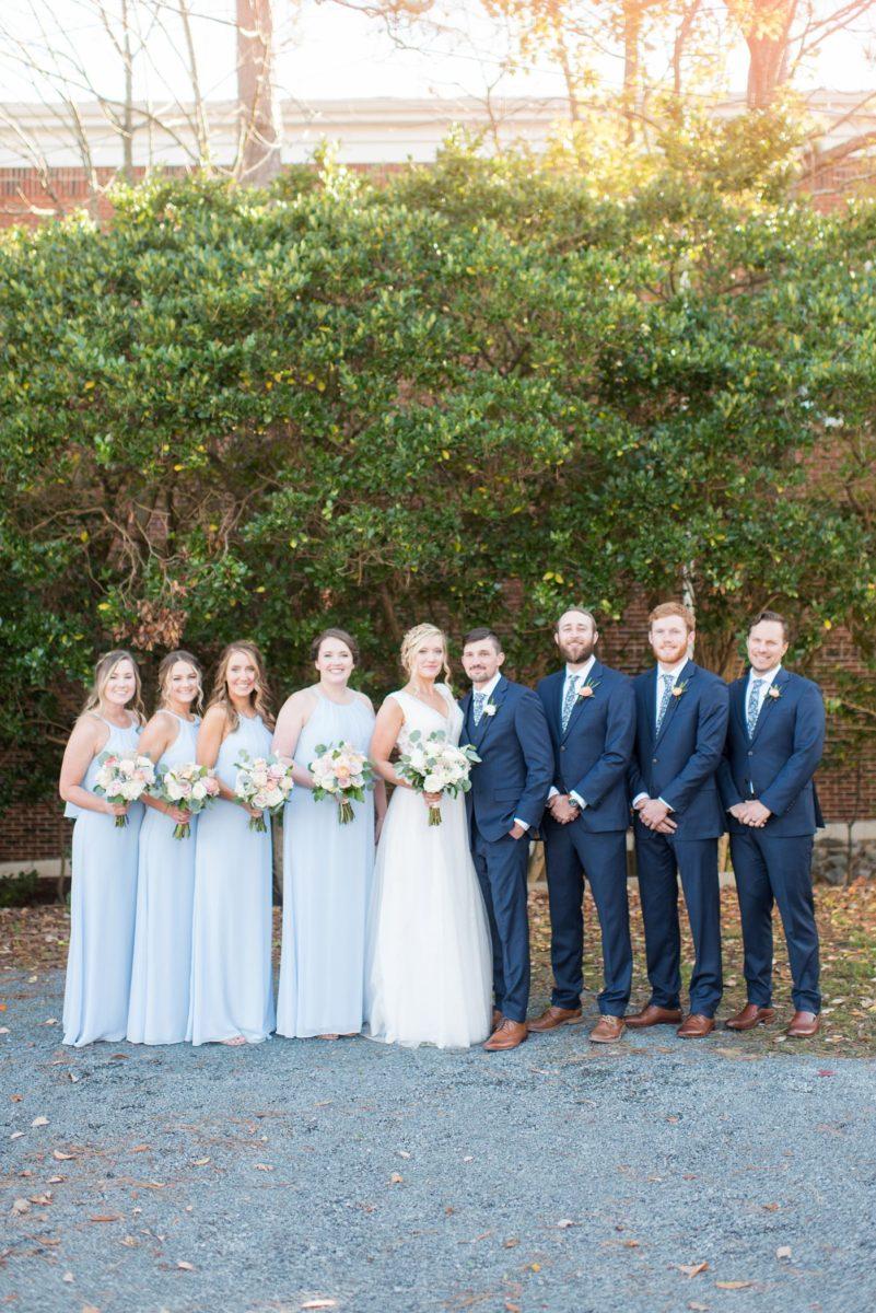 Chatham Station Wedding Photos • Sneak Peek: Liz + Michael ...